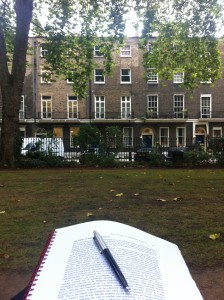 Institute of Education, Bloomsbury, London