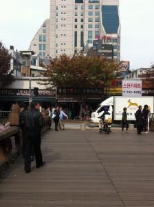 수표교, 종로구, 청계천, Seoul, Korea