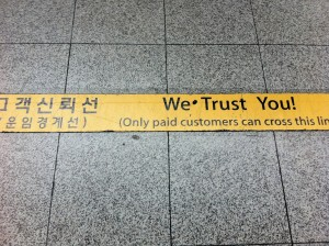 Seoul Station, Korea