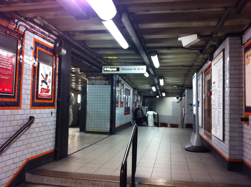 Euston Square Station, London