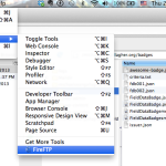 FireFTP plugin and the badge files