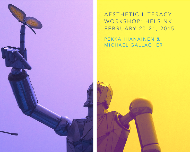 Aesthetic Literacy workshop