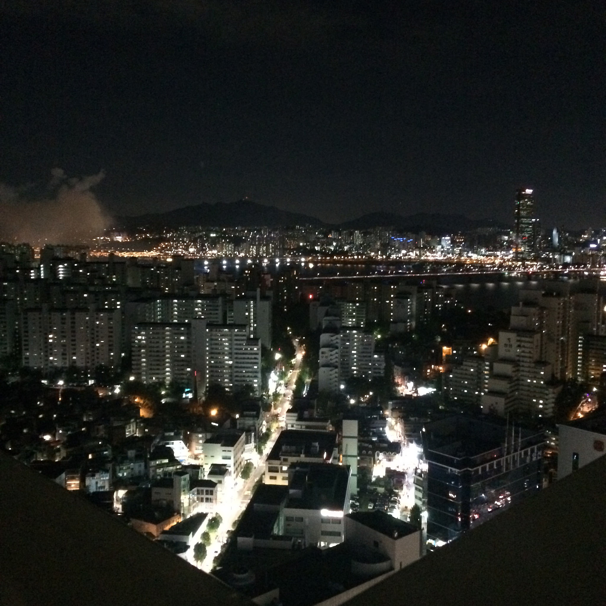 Seoul Night View