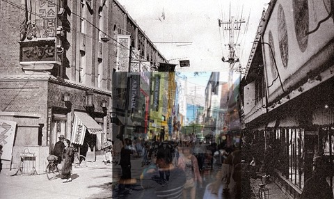 Mapping historical Seoul