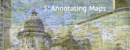 Annotation, mLearning, and Geocaching