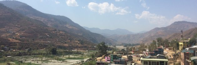 NGOs in Kathmandu and Mountain Cell Towers in Ramechhap: ICT4D Projects in Nepal