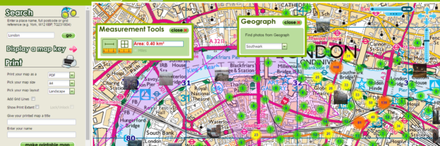 Calling all UK Teachers: Evaluating Digimap and ICT in schools