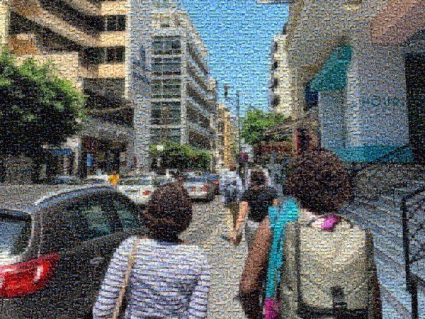 Beirut mosaic
