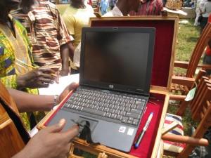 Bamboo Magic laptop case