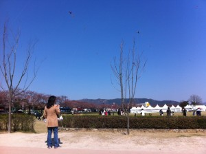 Gyeongju (경주), Korea: April 2012