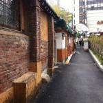 Hyun (현) family street in Insadong (인사동), Jongno Gu (종로구), Seoul, Korea