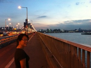 Mapo Bridge, Seoul