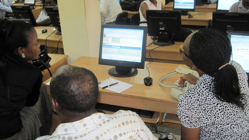Outreach in Africa: Bayero University and University of Ibadan, Nigeria