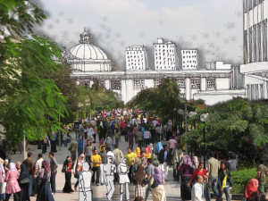 Cairo University remixed for mobile learning